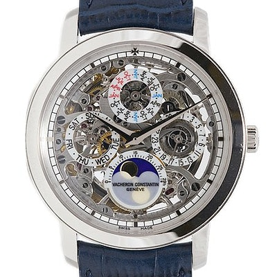 Vacheron Constantin Traditionnelle Perpetual Calendar Openworked - 43172/000P-9236